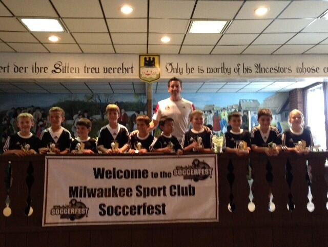 Congratulations U9 Junior Developmental!