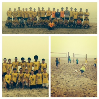 USSDA program takes to the beach