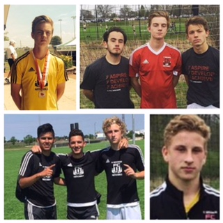 FC Wisconsin Players Selected to High School All-American Game Leas and Wegner selected to 6th Annual All-American All Star Game